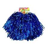 2 Stück Pompons Cheerleading Cheerleader Tanzwedel Puschel 1 Paar viele Farben