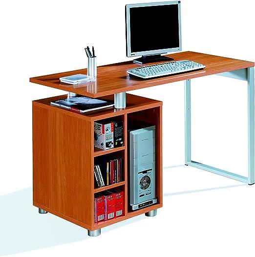 Abitti Mesa de Escritorio Multimedia para Oficina o despacho Color ...