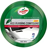 Turtle Wax FG7608 Green Line Red Rubbing Compound, 250gm
