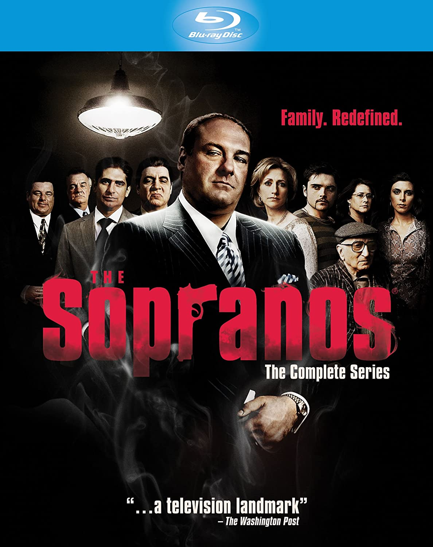 The Sopranos - Complete Collection Blu-ray 1999 Region Free: Amazon ...