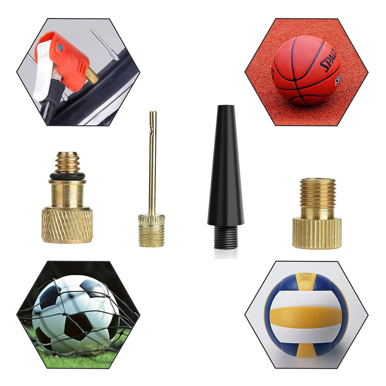 ... válvula Sclaverand para compresores,Bomba de Bicicleta,Bomba de pie,SV,AV y DV para gasolinera colchones hinchables: Amazon.es: Deportes y aire libre