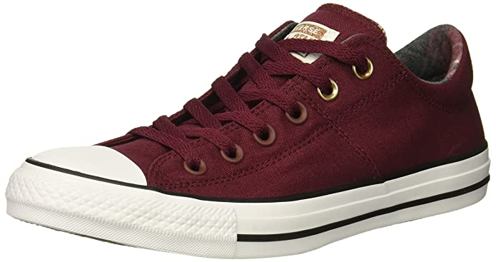 Converse Women's Chuck Taylor All Star Plaid Lined Madison Sneakers