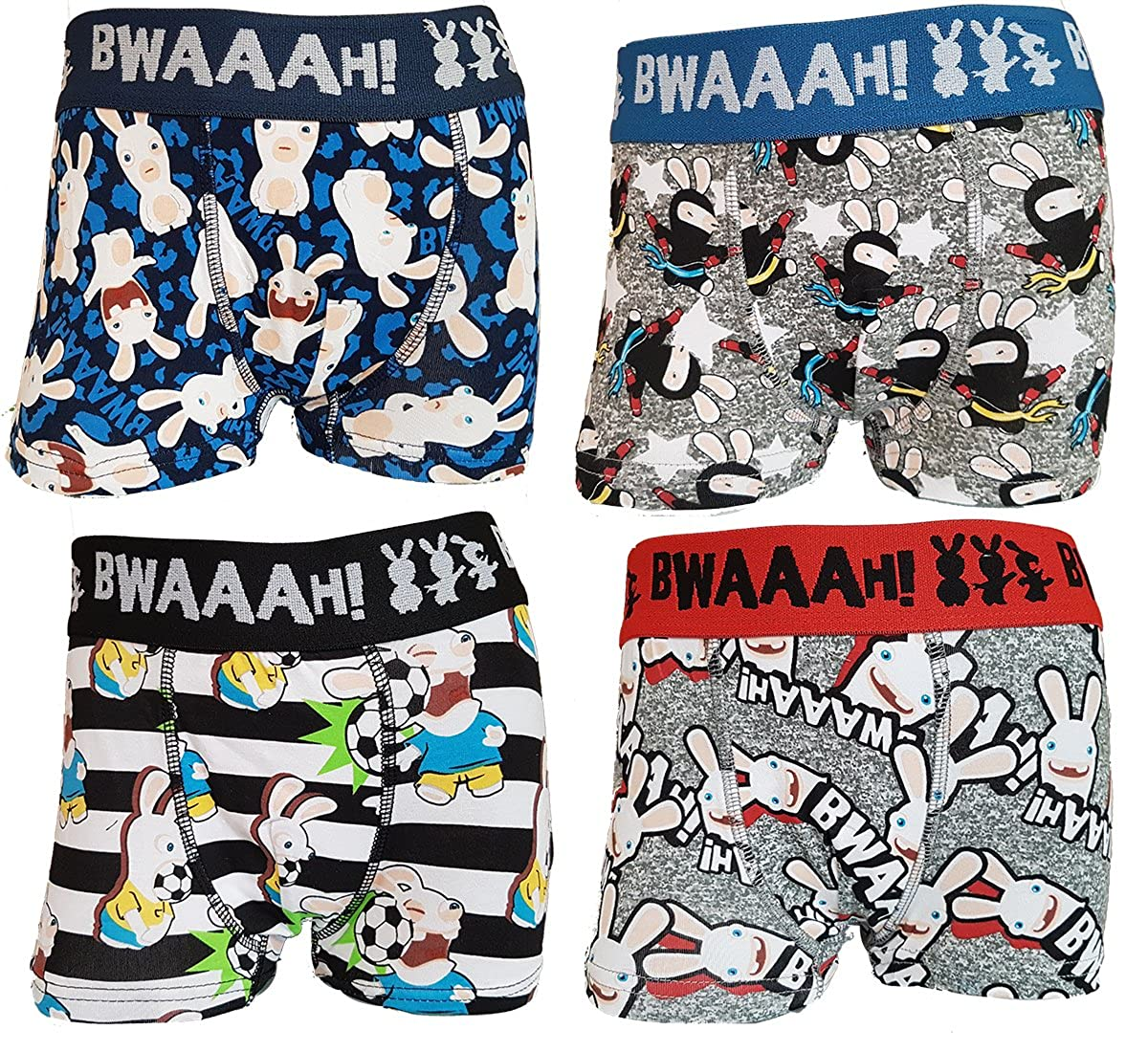 Disney. Boxer License for Boys in Cotton, Star Wars- Assortments Models Photos According to Arrivals