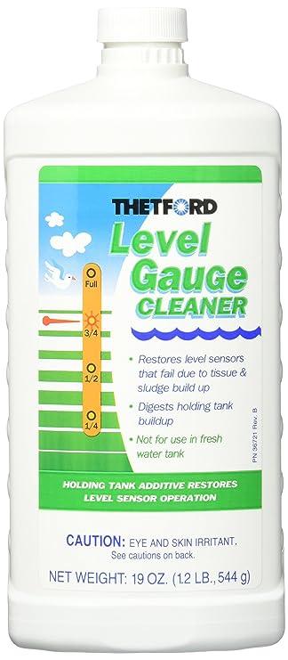 Amazon.com: Thetford RV 24545 limpiador de indicador de ...