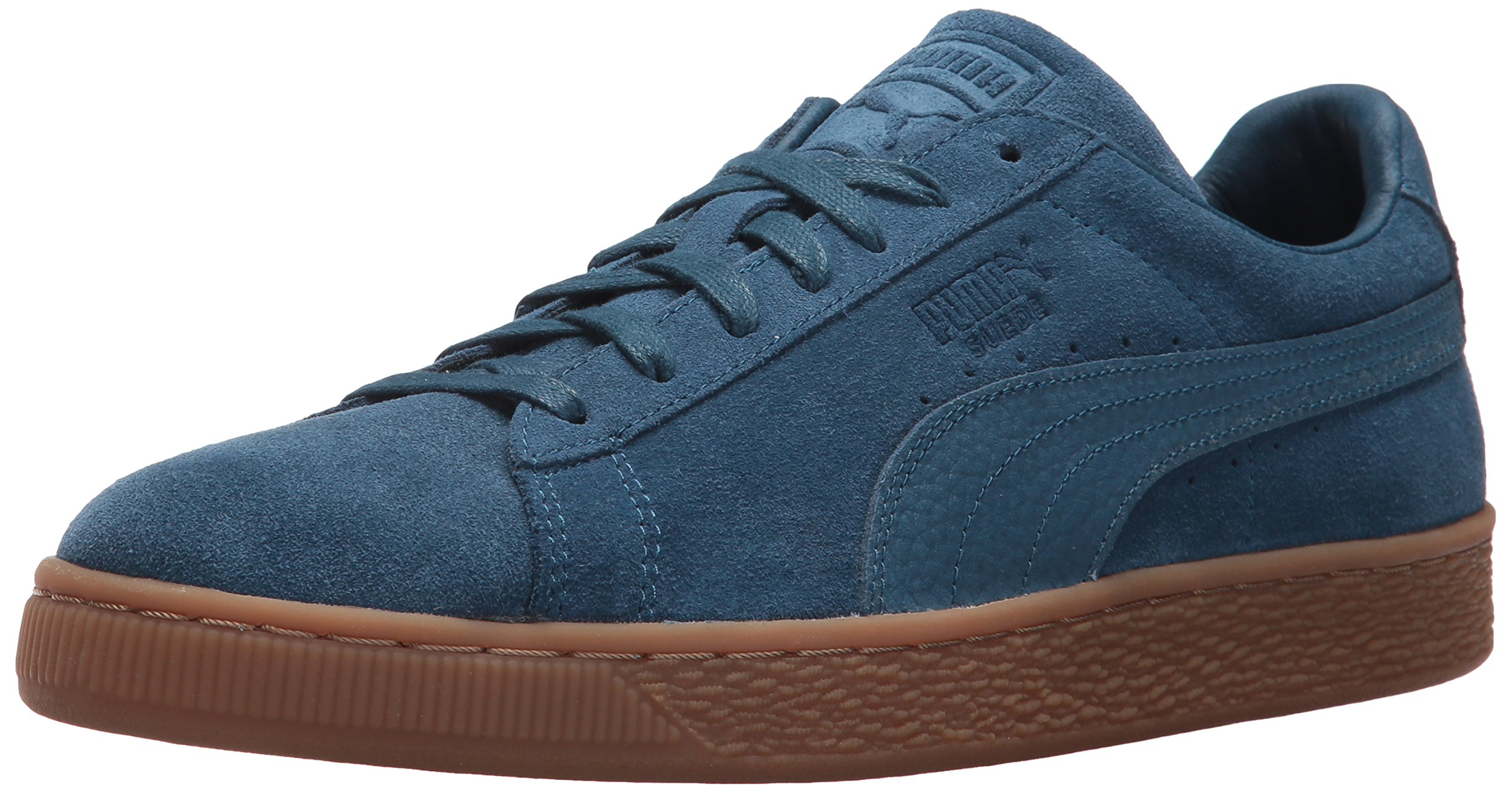 051b9290fa5 Galleon - PUMA Men s Suede Classic Natural Warmth Sneaker