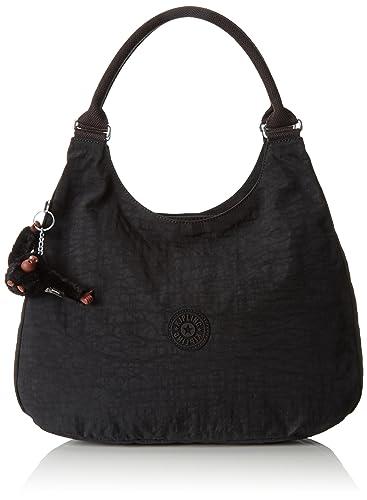Kipling BAGSATIONAL, Bolsa de Medio Lado para Mujer, Negro: Amazon.es: Zapatos y complementos