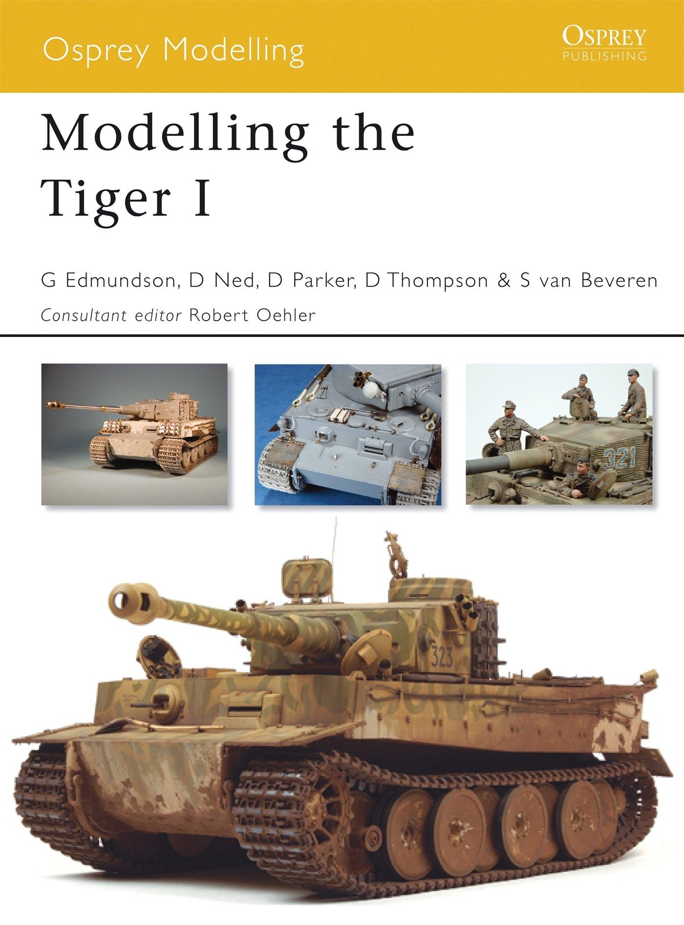 Modelling Tiger I Osprey