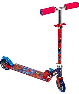 SPIDERMAN - Patinete 2 ruedas: Amazon.es: Juguetes y juegos