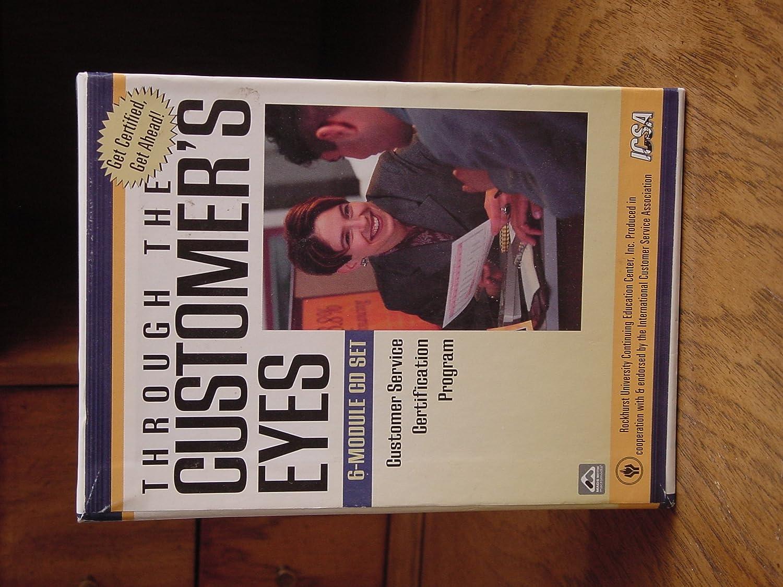 Amazon Through The Customers Eyes 6 Module Cd Set Customer