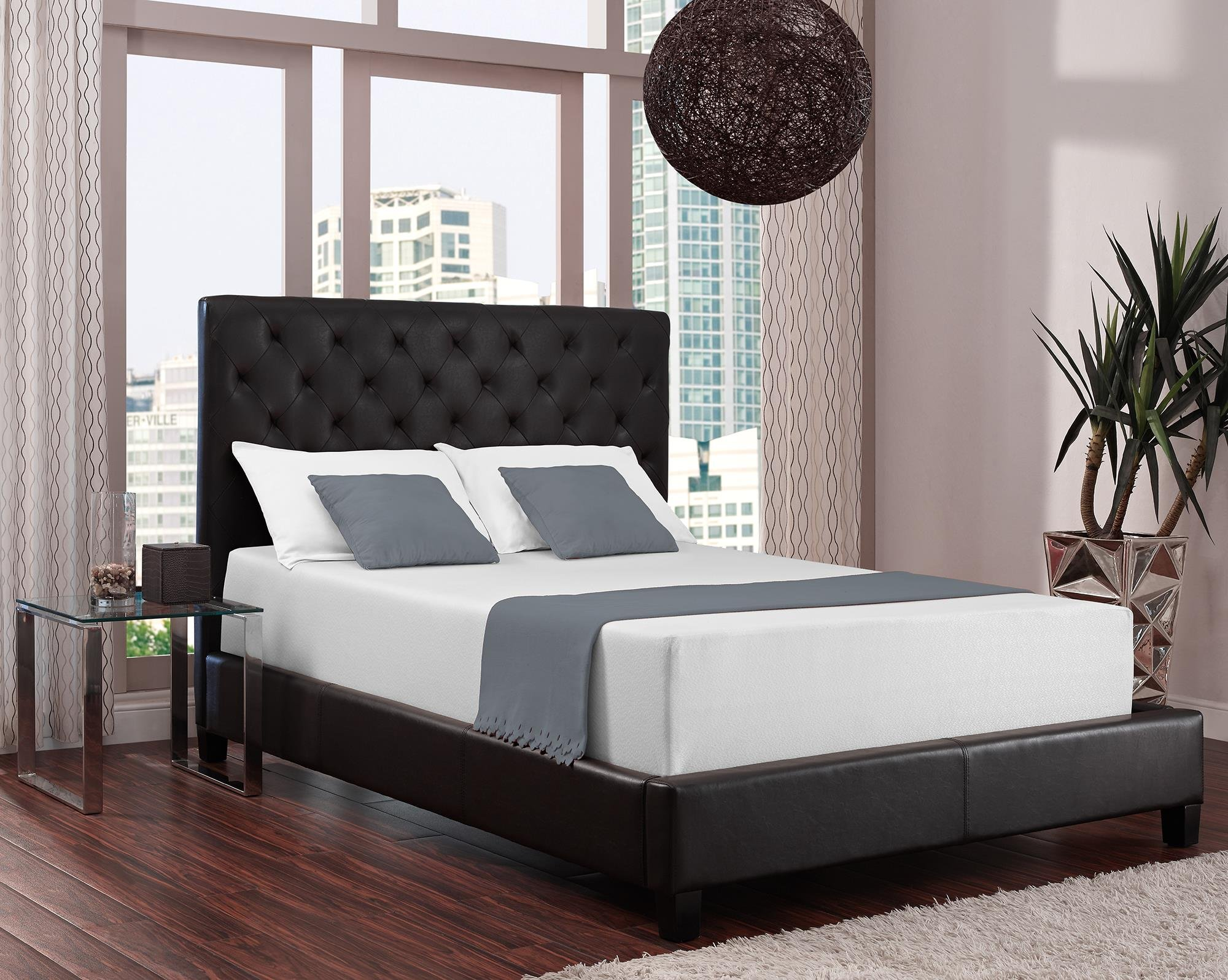 Signature Sleep Memoir 12 Inch Memory Foam Mattress with CertiPUR-US certified foam, Full