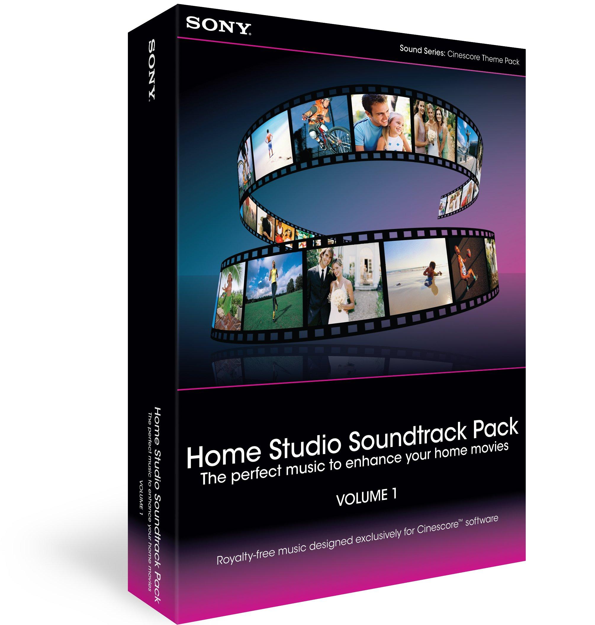 Home Studio Soundtrack Pack, Volume 1