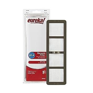 Genuine Eureka EF-6 HEPA Vacuum Filter 69963 - 1 filter