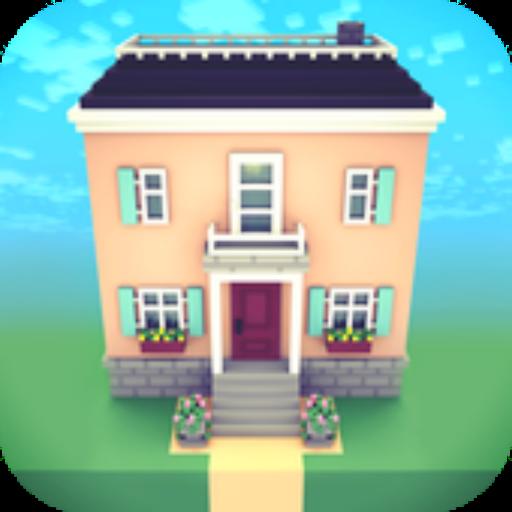Dream House Craft: Design & Block Building Games - $3.99