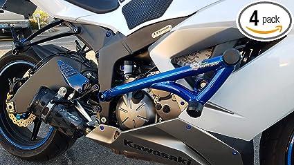 Amazon com: 09-19 Kawasaki ZX6-R 636 Crash Cage: Automotive