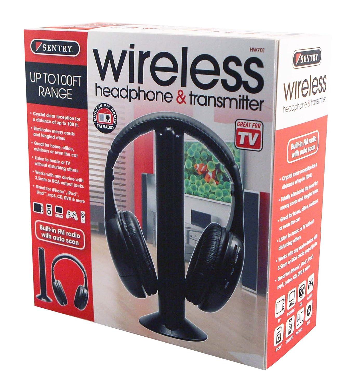 Wireless Headphones Model Hw701 Wire Center Hall Effect Sensor Wiring Diagram Http Wwwclearriceedu Elec201 Amazon Com Sentry Discontinued By Manufacturer Rh Apple Earbuds