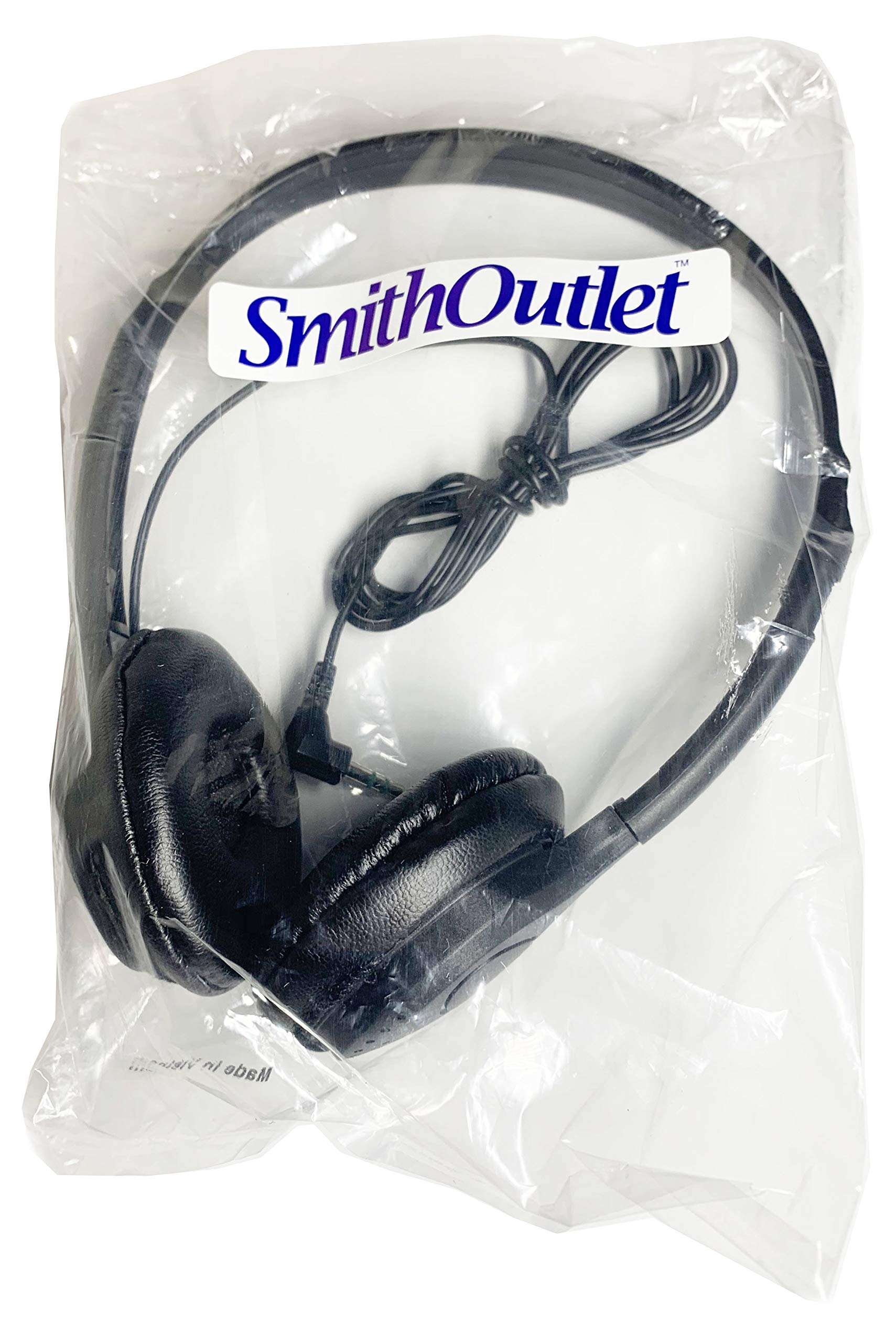 SmithOutlet 10 Pack Over The Head Low Cost Headphones by SmithOutlet