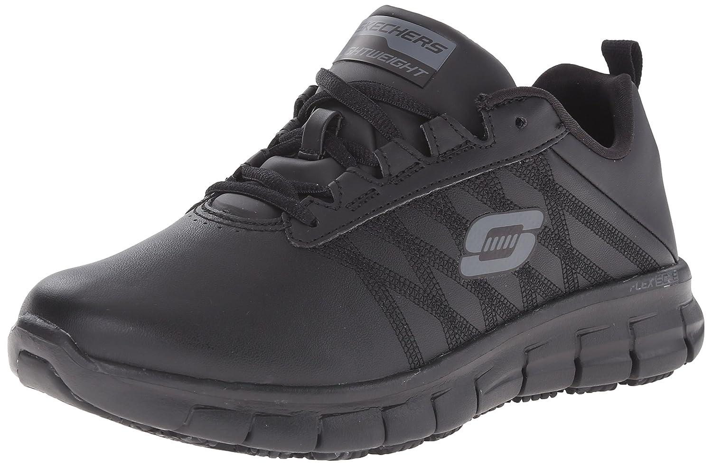 Suretrack Zapatos De Trabajo Antideslizantes Negro Skechers Mujeres zA5NpQ