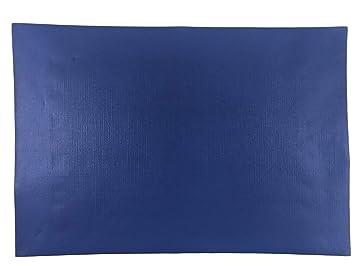 Bleu Royal Papier Sets De Table Lot De 100 Amazon Fr Cuisine