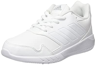 the best attitude fed25 5687f Adidas Unisex Altarun K Ftwwht and Midgre Sneakers - 1 UK India (33 EU