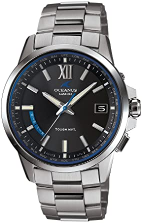 7d2038a6635 Image Unavailable. Image not available for. Color  Casio Oceanus ...