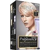 L'Oréal Paris Préférence Permanent Hair Colour - 9.23 Light Rose Gold (Intense, Fade-Defying Colour)