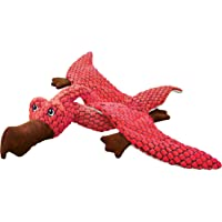 KONG Dynos Pterodactyl, Coral, Large