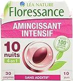 Floressance Comprimé Amincissant Intensif 10 Nuits 17,6 g