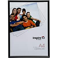 Inspire BACKLOADER Negro A4 21x30 cm Certificado Foto