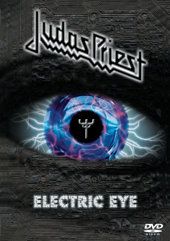 DVD : Judas Priest - Electric Eye (DVD)