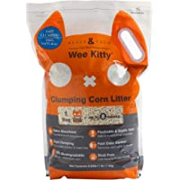 Rufus & Coco 8.8 lb Wee Kitty Clumping Corn Cat Litter