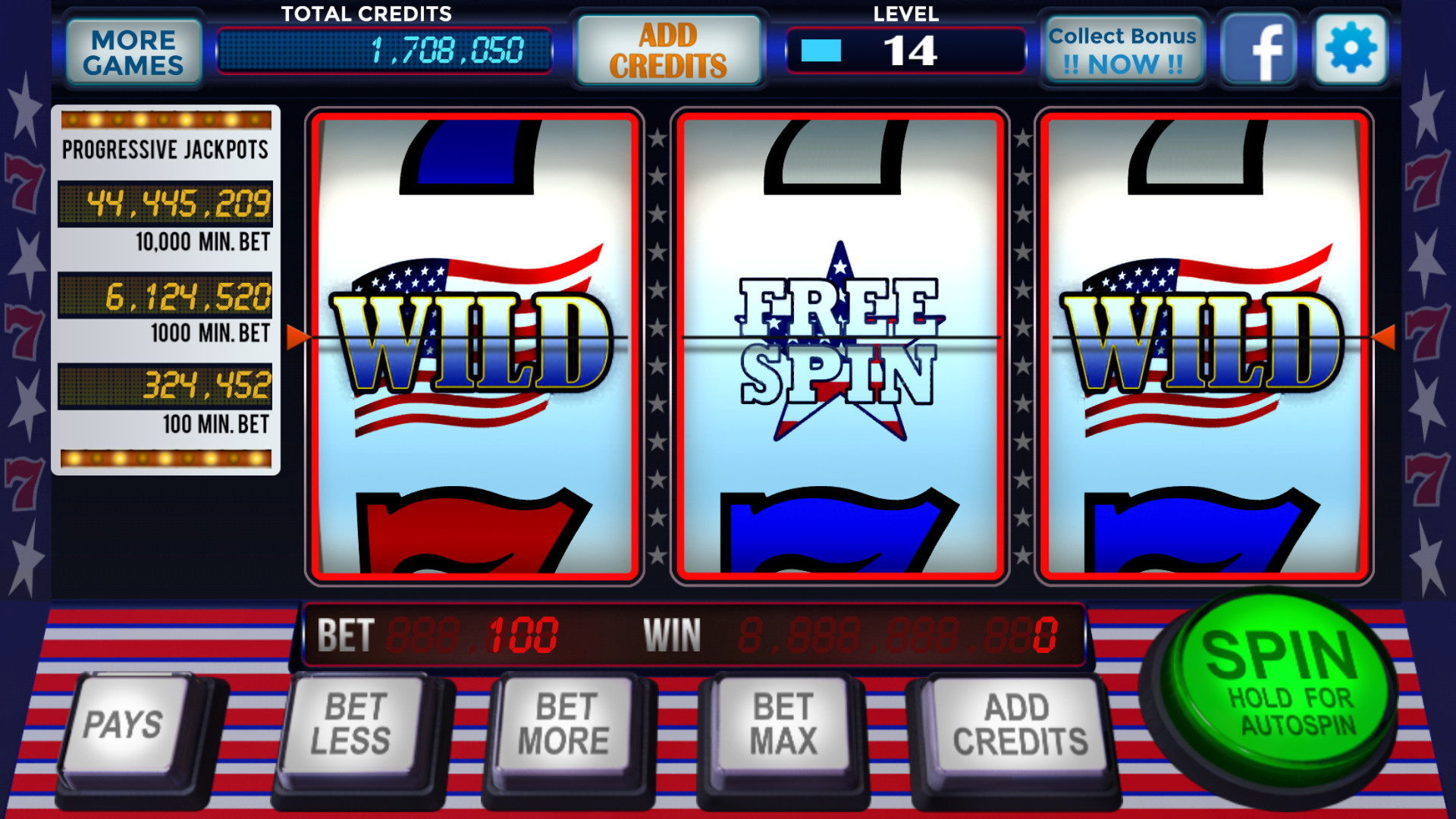 classic free casino slot machine