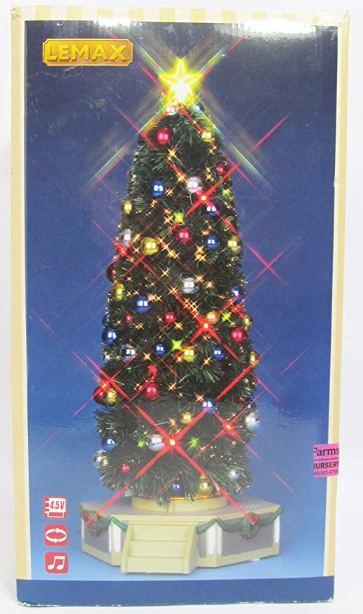 Lemax Christmas.Lemax Christmas Tree By