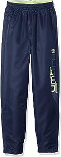 Umbro–Pantaloni da Ragazzo 515890–40, Ragazzo, 515890-40, Blu UMBA4|#Umbro