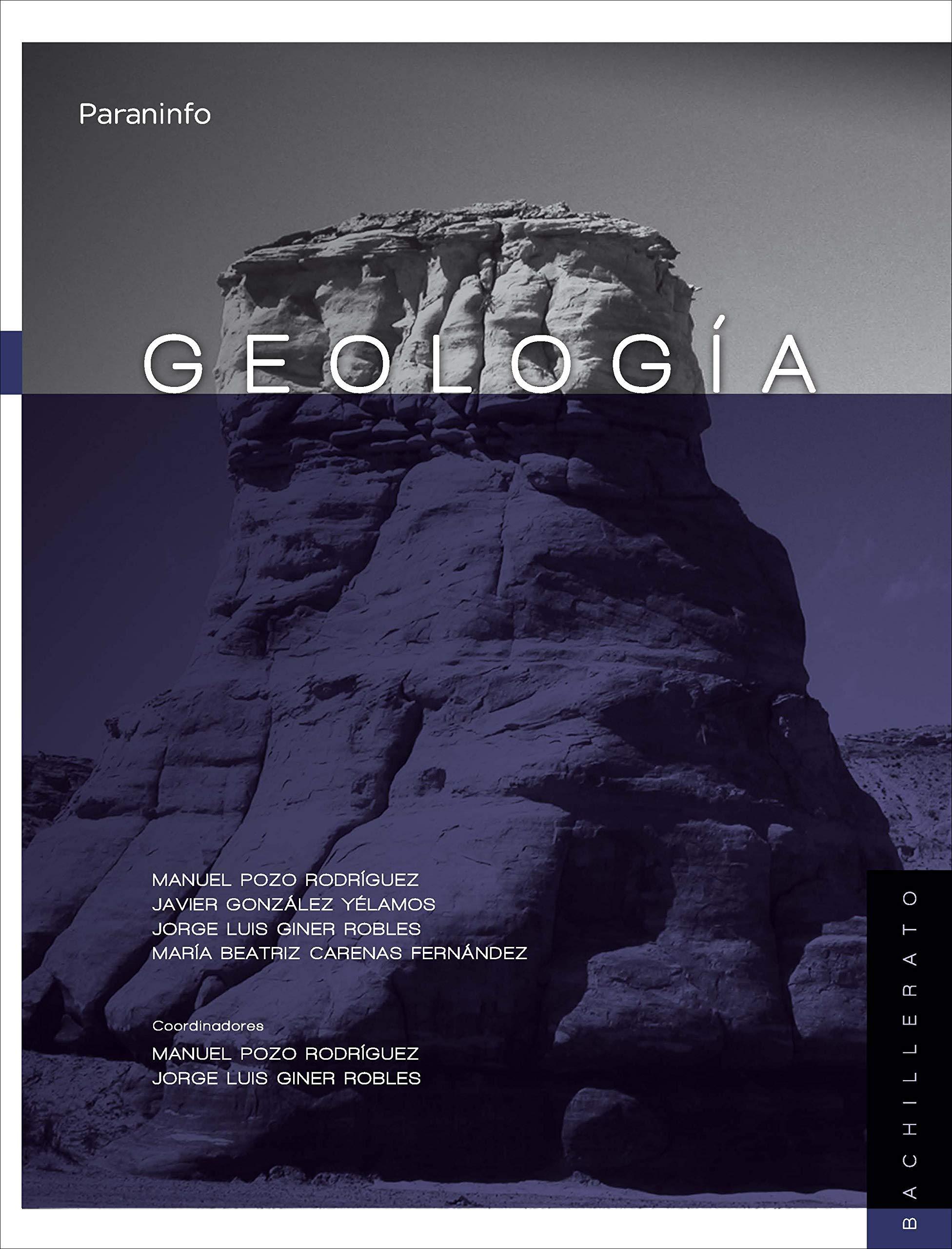 Geología. 2º Bachillerato LOMCE: Amazon.es: CARENAS FERNANDEZ ...