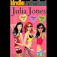 Julia Jones - The Teenage Years: Books 8, 9 &10