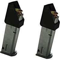 Pack of 2 DOUBLE STACK Magazine loader for many calibers of Pistol Magazines including 32 auto, 9mm Luger, 22TCM, .357 SIG, .380 ACP, 10mm Auto, .40 S&W, .45GAP .45 ACP (SL2 2 Packs)
