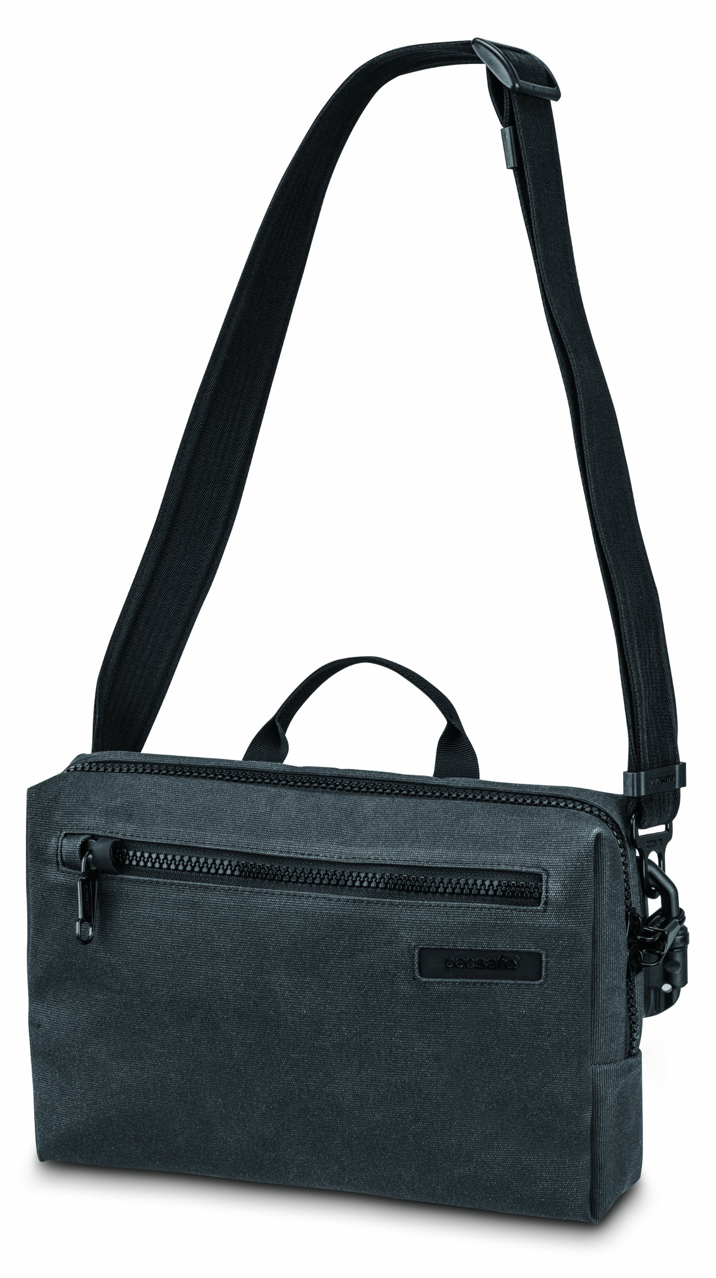 Pacsafe Intasafe Z100 Anti-Theft Cross-Body Pack, Charcoal by Pacsafe
