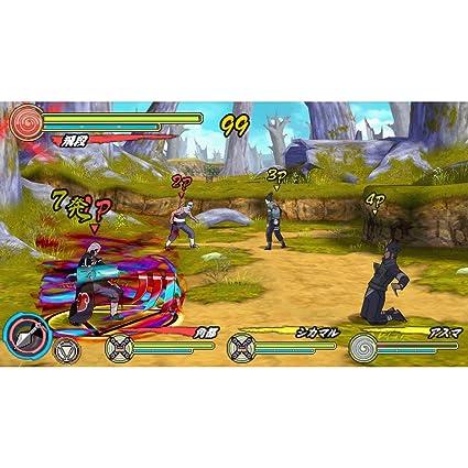 Naruto Shippuden: Ultimate Ninja Heroes 3 [Importación ...