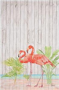 C&F Home Paradise Flamingo Towel 18
