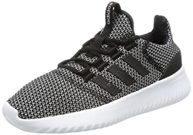 adidas Womens Cloudfoam Ultimate, Black/White, ...