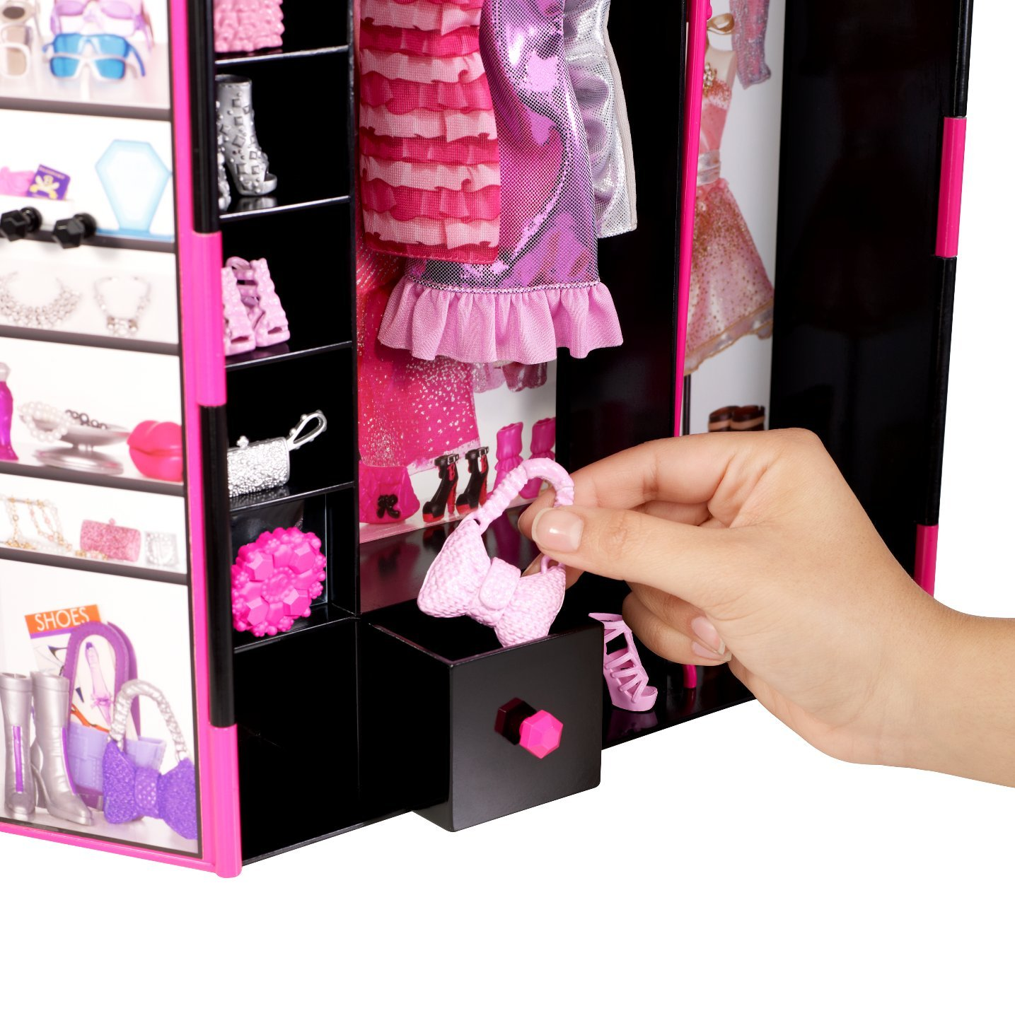 wardrobes clothes x barbie closet of doll full wardrobe emptyand look the photo
