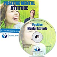 Positive Mental Attitude Self Hypnosis CD / MP3 and APP (3 IN 1 PURCHASE!) - Hypnotherapy CD to Overcome Automatic…