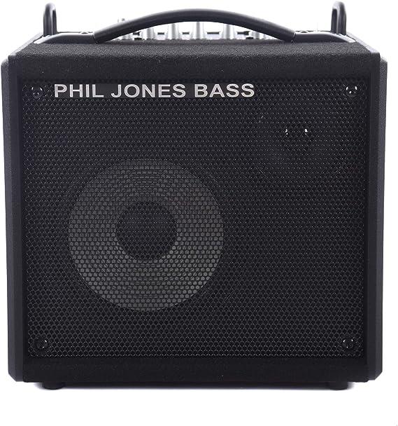 Phil Jones Micro 7 50W 1x7 Bass Combo w/Tweeter