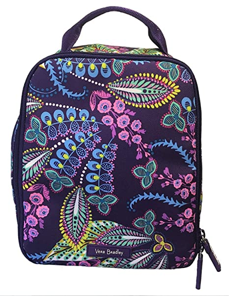 cff933483 Amazon.com: Vera Bradley Lunch Bunch (Batik Leaves): Toys & Games