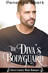 The Diva's Bodyguard: Sweet Country Music Romance Kindle Edition