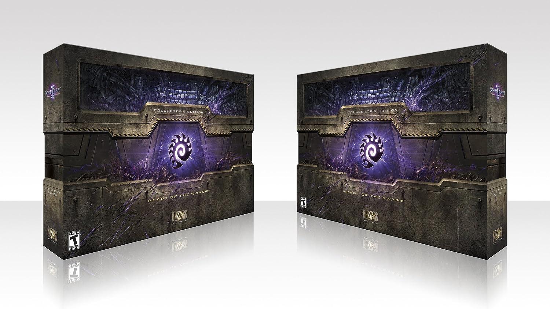 Amazon.com: StarCraft II: Heart of the Swarm -Collectors ...