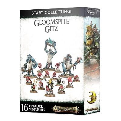 Games Workshop Warhammer Age of Sigmar: Start Collecting! Gloomspite Gitz: Toys & Games