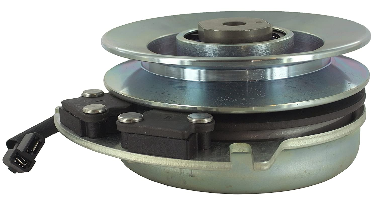 Electric PTO Clutch For Toro TimeCutter 117-7468-Upgraded Bearings