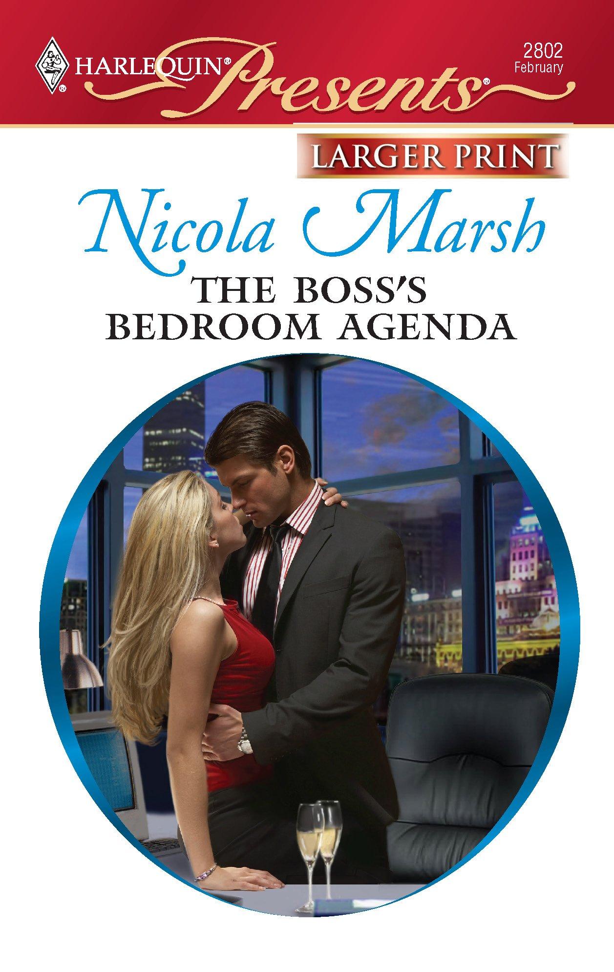 Download The Boss's Bedroom Agenda pdf