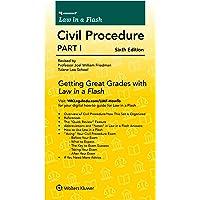 Emanuel Law in a Flash for Civil Procedure I